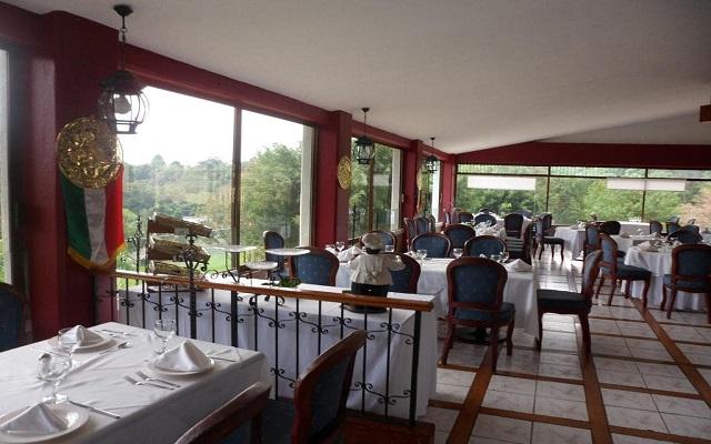Hotel Misión Los Cocuyos, Restaurante Palapa Las Gardenías