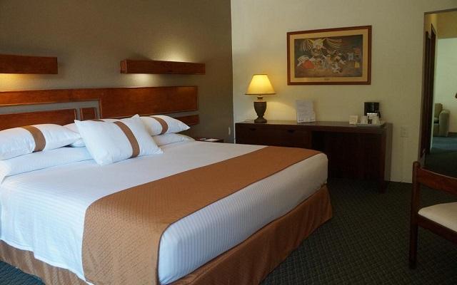 Hotel Misión Los Cocuyos, cómodas y placenteras habitaciones