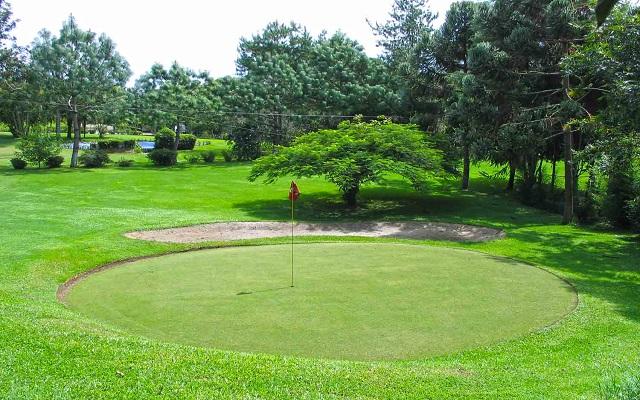 Hotel Misión Los Cocuyos, un partido de golf también es una opción
