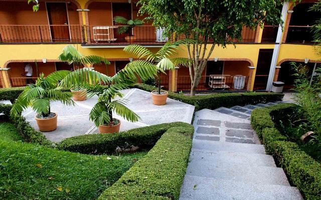 Hotel Misión Los Cocuyos, limpias y placenteras instalaciones