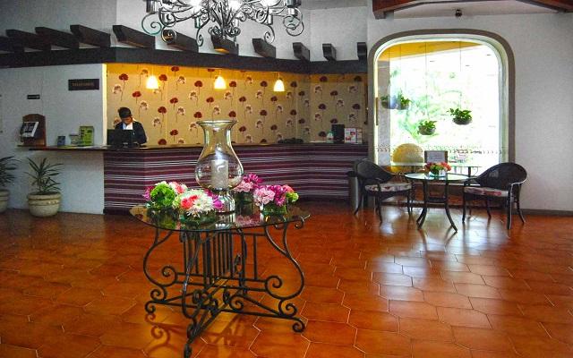 Hotel Misión Los Cocuyos, atención personalizada desde el inicio de tu estancia