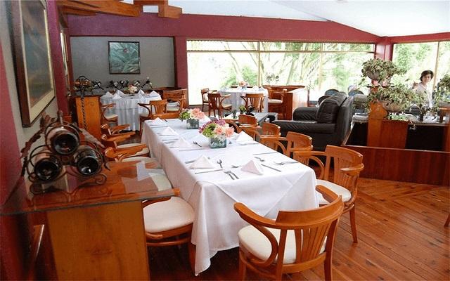 Hotel Misión Los Cocuyos, escenario ideal para tus alimentos