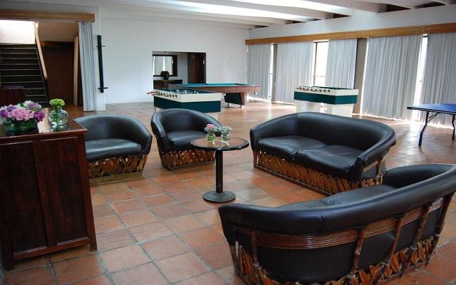 Hotel Misión Los Cocuyos, salón de juegos
