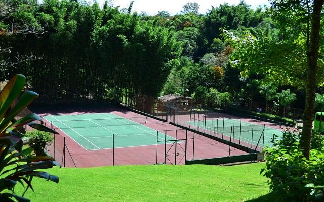 Hotel Misión Los Cocuyos, puedes practicar tenis