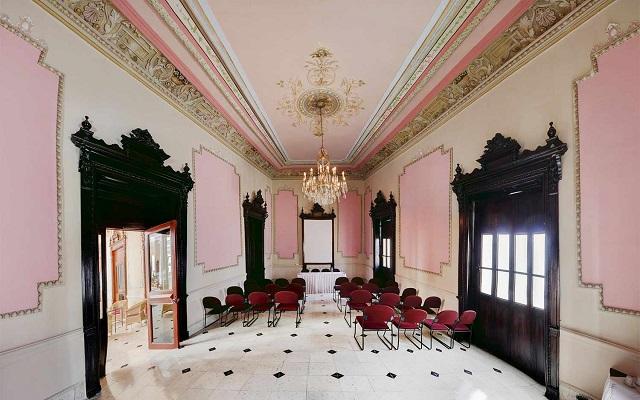 Hotel Misión Mérida Panamericana, equipados salones para eventos