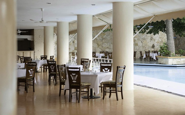 Hotel Misión Mérida Panamericana, tus alimentos en lindos y acogedores espacios