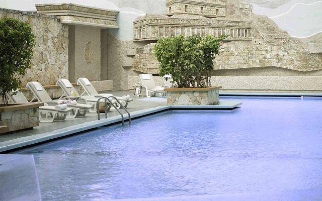 Hotel Misión Mérida Panamericana, disfruta de su alberca al aire libre