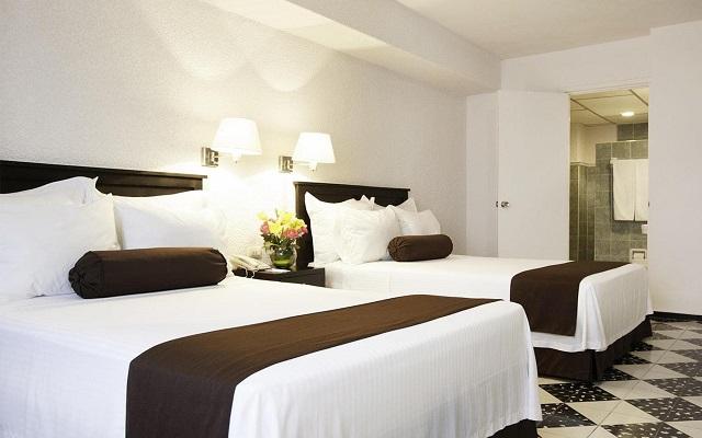 Hotel Misión Mérida Panamericana, diseño y confort en cada sitio