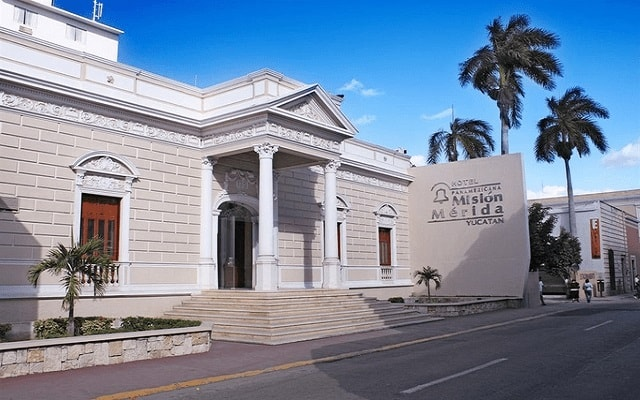 Hotel Misión Mérida Panamericana en Mérida Centro
