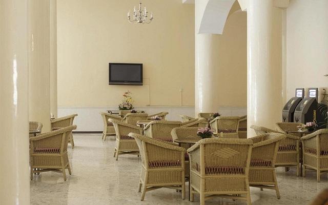Hotel Misión Mérida Panamericana, disfruta tu desayuno en ambientes acogedores