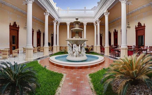 Hotel Misión Mérida Panamericana, ambientes únicos