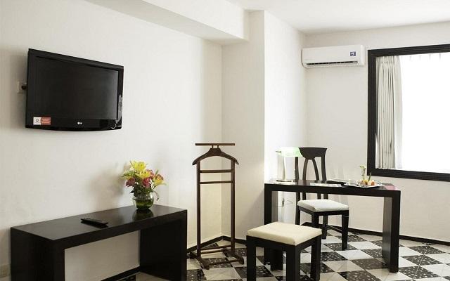 Hotel Misión Mérida Panamericana, amenidades para tu satisfacción