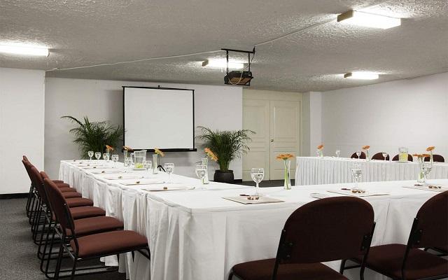 Hotel Misión Mérida Panamericana, sala de juntas