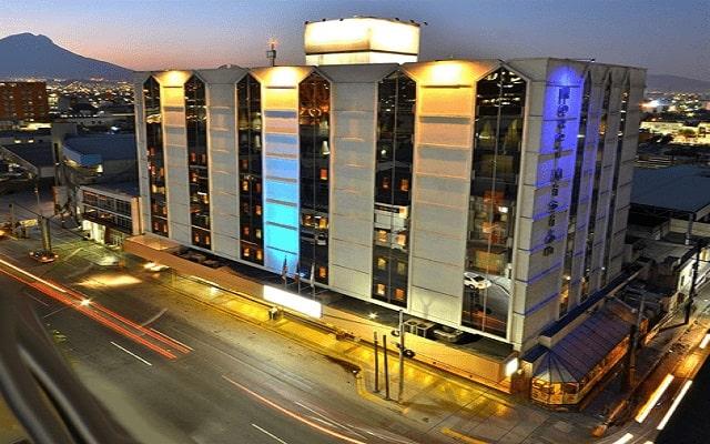 Hotel Misión Monterrey Centro Histórico en Monterrey Centro