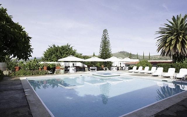 Hotel Misión Oaxaca, vistas hermosas de la ciudad