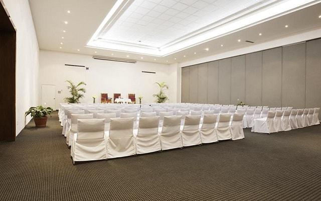Hotel Misión Oaxaca, espacios acondicionados para tu celebración