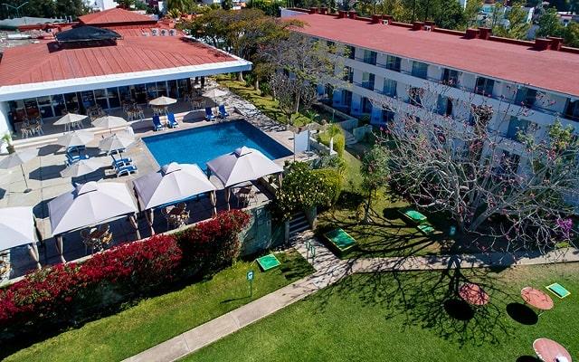 Paquete ¡Viaja a Oaxaca! Hotel Misión Oaxaca