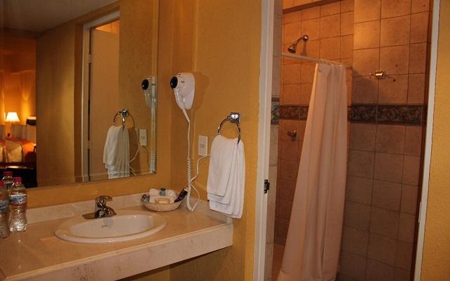 Hotel Misión Orizaba, amenidades de calidad