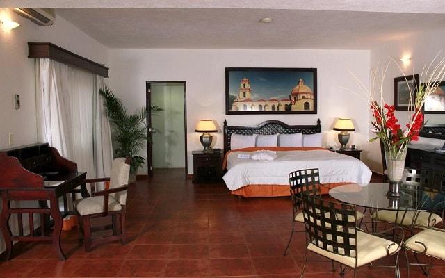 Hotel Misión Orizaba, habitaciones con todas las amenidades