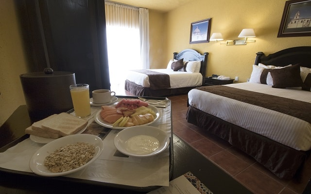 Hotel Misión Orizaba, habitaciones cómodas y acogedoras