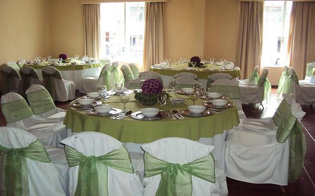 Hotel Misión Orizaba, salón de eventos