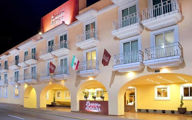 Hotel Misión Orizaba en Orizaba