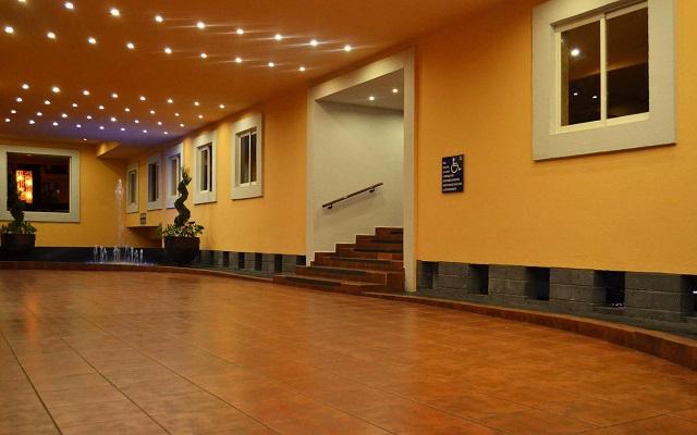 Hotel Misión Orizaba, instalaciones limpias y acogedoras
