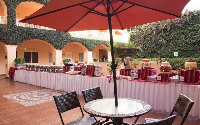 Hotel Misión Orizaba, buena propuesta gastronómica