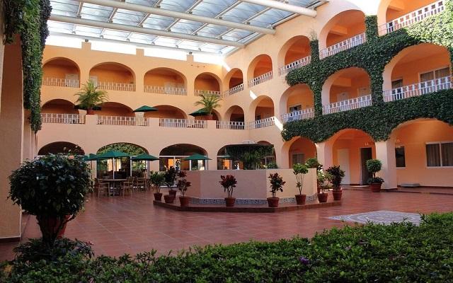 Hotel Misión Orizaba, propiedad de estilo colonial