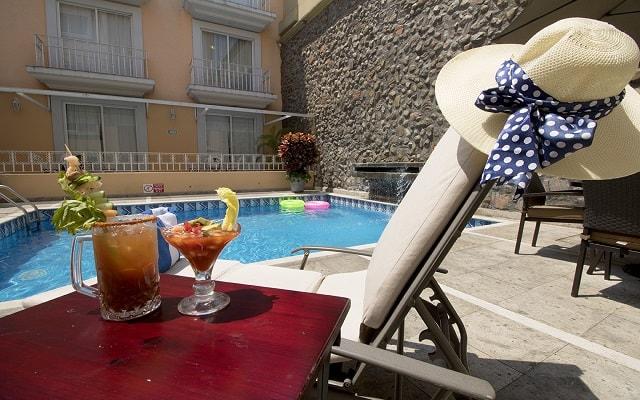 Hotel Misión Orizaba, disfruta de sus instalaciones