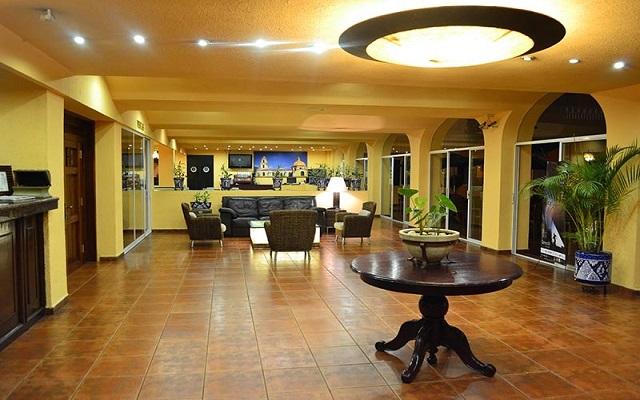 Hotel Misión Orizaba, atención personalizada desde el inicio de tu estancia