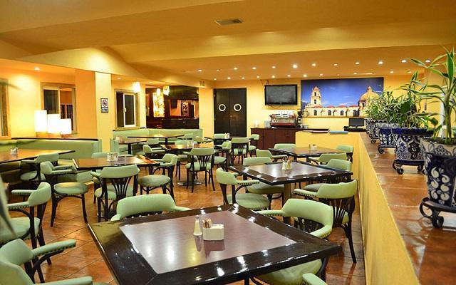 Hotel Misión Orizaba, Restaurante Las Palomas