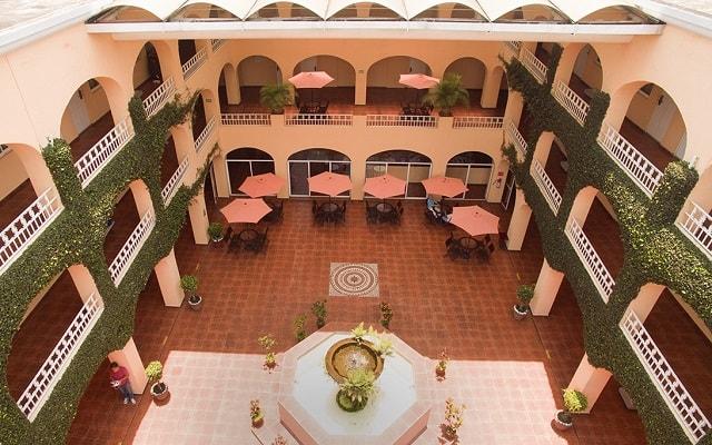 Hotel Misión Orizaba, hermosa vista de la propiedad