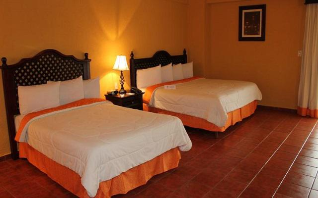¡Paquete a Veracruz! Hotel Misión Orizaba