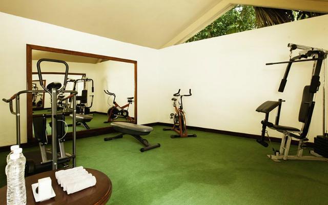 Hotel Misión Palenque, continúa con tu rutina de ejercicios en el gimnasio