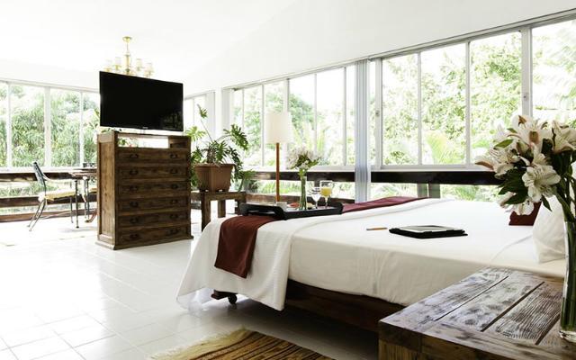 Hotel Misión Palenque, duerme arrullado por el sonido de la selva
