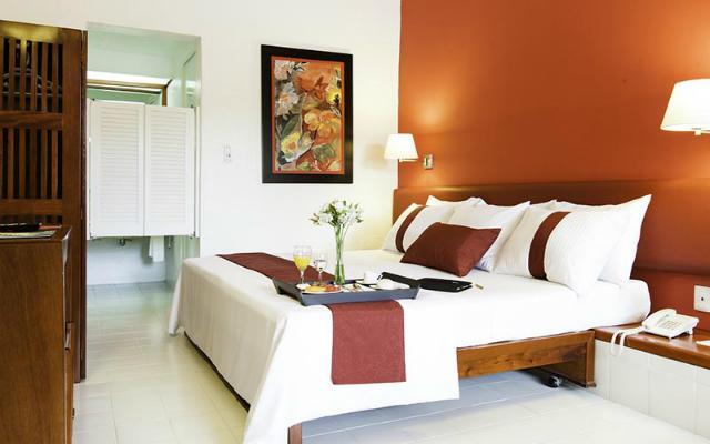 Hotel Misión Palenque dispone de habitaciones para una estancia placentera