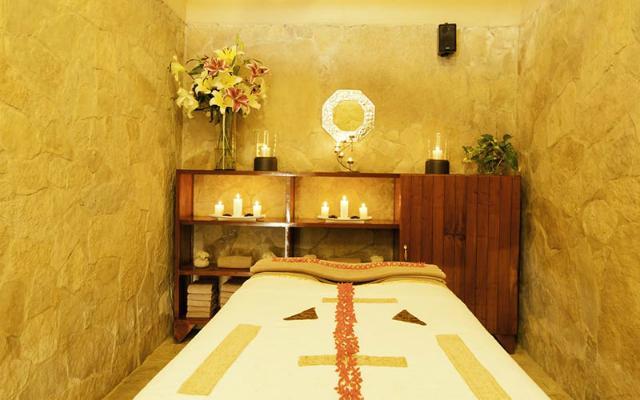 Hotel Misión Palenque posee un SPA con temazcal