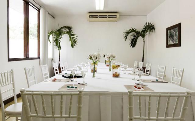 Hotel Misión Palenque cuenta con salones para tus eventos