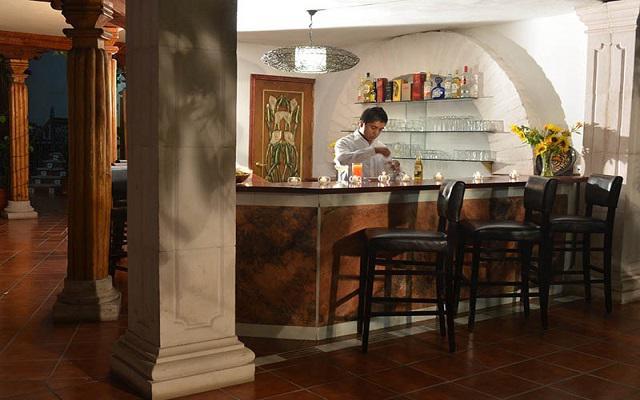 Hotel Misión Pátzcuaro Centro Histórico, coctelería de calidad