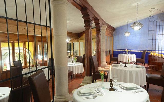 Hotel Misión Pátzcuaro Centro Histórico, prueba su rica propuesta gastronómica