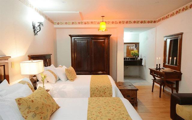 Hotel Misión Pátzcuaro Centro Histórico, amplias y luminosas habitaciones