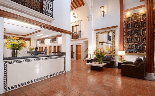 Hotel Misión Pátzcuaro Centro Histórico, atención personalizada desde el inicio de tu estancia
