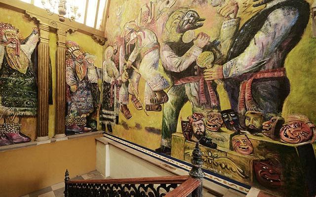 Hotel Misión Pátzcuaro Centro Histórico, escenarios fascinantes