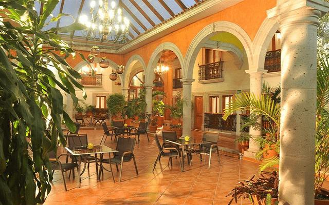 Hotel Misión Pátzcuaro Centro Histórico, lugares diseñados para tu confort