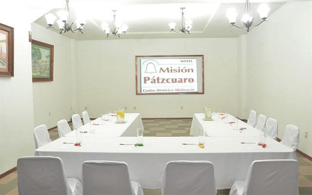 Hotel Misión Pátzcuaro Centro Histórico, sala de juntas