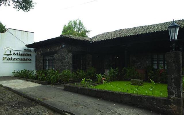 Misión Pátzcuaro en Pátzcuaro