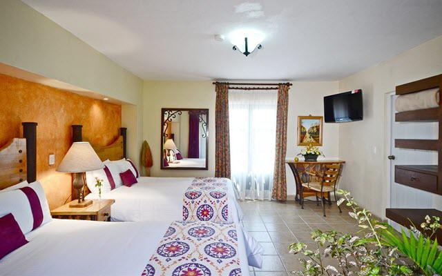 Hotel Misión San Miguel de Allende, habitaciones bien equipadas
