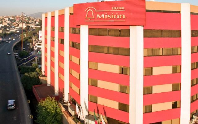 Hotel Misión Toreo Centro de Convenciones en Naucalpan