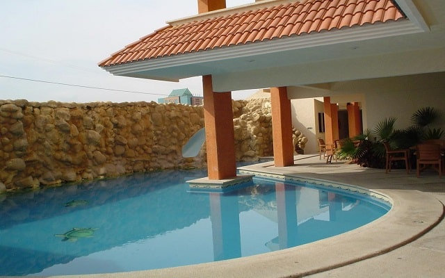 Hotel Misión Veracruz, disfruta de su alberca al aire libre